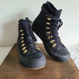 Converse Waterproof Leather Chuck Taylor All Star